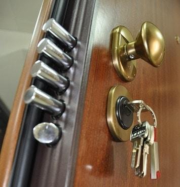 Sostituzione serratura doppia mappa in cilindro europeo