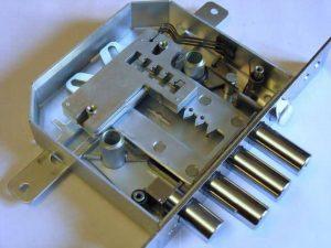 Sostituzione serratura doppia mappa in cilindro europeo Mazzo di Rho